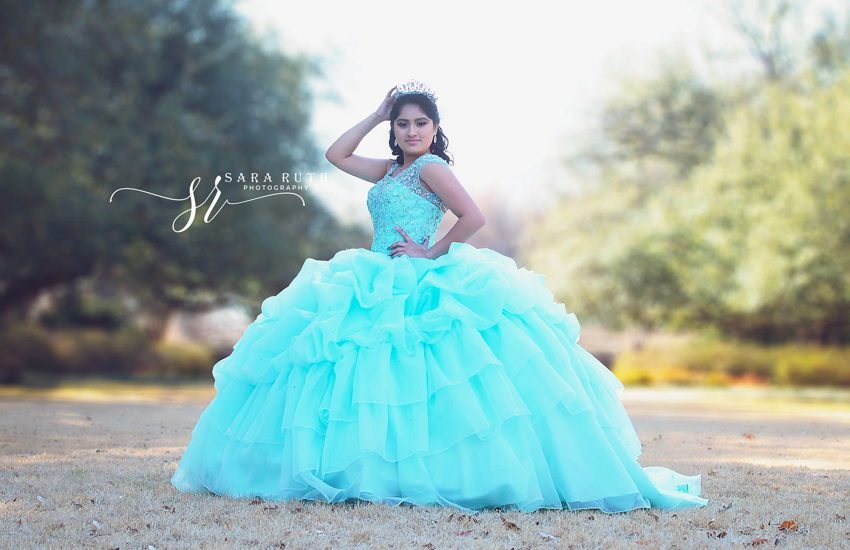 SR Photography - Quinceanera