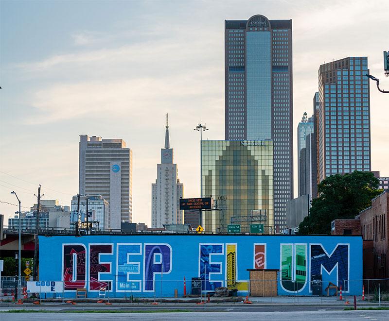 Deep Ellum photography